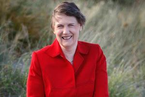 Helen Clark today becomes the fourth former Prime Minister to receive the country's highest honour, membership of the Order of New Zealand. Photo / Sarah Ivey