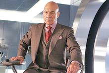 Sir Patrick Stewart gained a new legion of fans after his appe