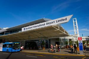 US-bound flights from Auckland departed on time despite additional checks having to be introduced at short notice. Photo / Kenny Rodger