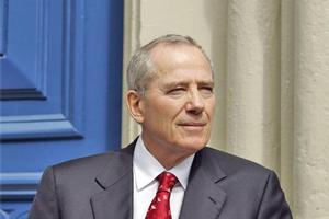 Sir Douglas Myers. Photo / Herald on Sunday