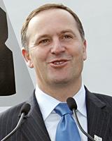 Prime Minister John Key. Photo / B
