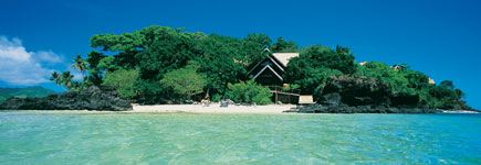 Royal Davui Island resort offers luxurious privacy in a tropical paradise. Photo / Supplied
