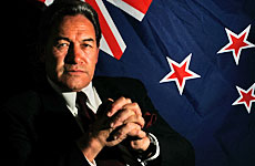 Winston Peters. Photo / Herald on Sunday