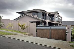 Brian Tamaki's home at coastal Maraetai in Manukau City is worth $1.25 million. Photo  / Doug Sherring