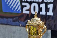 Next year's Rugby World Cup is one of the top five infrastructure priorities. Photo / Sarah Ivey