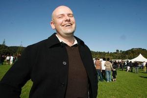 Pastor Andrew Stock quit Brisbane Destiny Church. Photo / Glenn Jeffrey