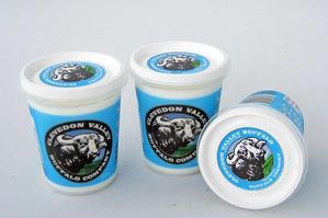 Clevedon Valley Buffalo Comopany yoghurt. Photo / Ken Downie