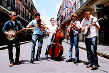 Old Crow Medicine Show say they really connected with Kiwi audiences. Photo / Supplied 