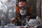Johnny Depp researched hatters and mental disorders for his role as the Mad Hatter. Photo / Supplied