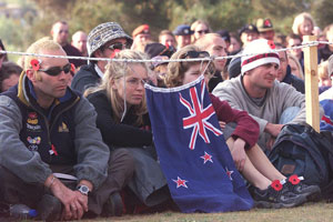New Zealanders going to Gallipoli have been advised to dress and behave conservatively. File photo / Mark Mitchell
