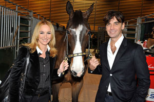 Gucci creative director Frida Giannini has been inspired by the equestrian world. Photo / Supplied