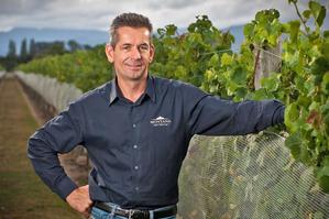 Chief winemaker Patrick Materman says wine quality and image can drive a higher price. Photo / Frank Gasteiger