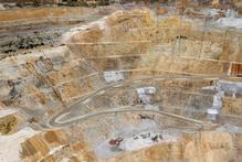 Newmont Waihi Gold's underground Favona mine at Waihi. Photo / Richard Robinson