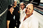 The Pixies. Photo / Supplied