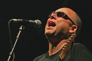 Black Francis' performance combined jolly and dismissive. Photo / Getty Images