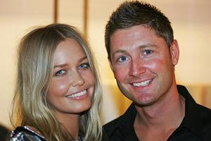 Lara Bingle has put her man in a spin. Photo / Getty Images