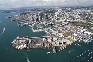 Aucklanders will be denied the right to take part in planning for prime waterfront areas such as Wynyard Wharf.