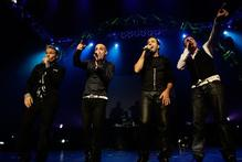 The Backstreet Boys. Photo / Getty Images