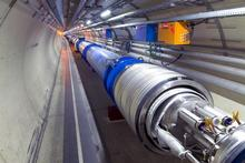 The LHC will be turned off to correct a design problem that could tear it apart. Photo / CERN