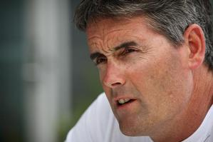Sir Russell Coutts says he has to consider the needs of his young family. Photo / Natalie Slade