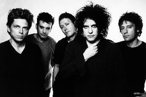 The Cure was Parry's biggest discovery. Photo / Supplied by Universal music