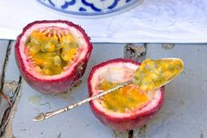 Passionfruit. Photo / Babiche Martens