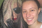 Samantha Bellingham was up early yesterday to meet US singer Lady Gaga at Auckland Airport. Photo / Supplied