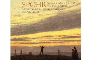 Spohr: Symphonies 3 & 6. Photo / Supplied