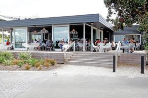 Takapuna Beach Cafe and Store. Photo / Herald on Sunday