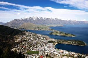 Calculations showed Queenstown would be hosting 4.3 million a year by 2030. Photo / Sarah Ivey
