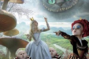 New Zealand has just 21 screens to show 3D films such as Alice in Wonderland. Photo / Supplied