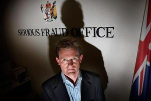 Serious Fraud Office chief executive Adam Feeley. Photo / Brett Phibbs
