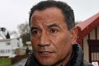 Temuera Morrison has a supporting role on the film. File photo / Alan Gibson