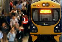 Rail passengers received an average subsidy of $5.90 a trip.