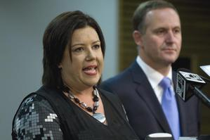 Paula Bennett and John Key have both had first-hand experience of the welfare system but say it should not become a lifestyle choice. Photo / Mark Mitchell