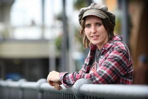 Auckland student Liz Morton says Mind Matters' closure will be missed by teenagers. Photo / Greg Bowker