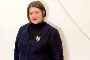 World fashion designer Denise L'Estrange-Corbet voiced her opinions of the princess. Photo / Babiche Martens