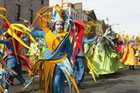 Dublin's St Patrick's Day parade is a slickly professional affair, featuring more than 2000 performers and floats. Photo / Supplied
