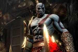 Kratos shows a more human side in the final instalment of PlayStation's God of War series.