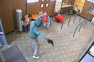 Police are concerned about the latest robbery, of the ASB Bank branch in Grey Lynn last week.