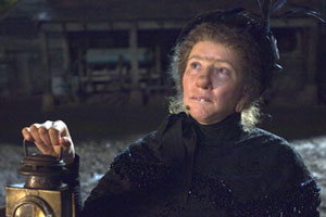 Thompson stars as the somewhat unattractive Nanny McPhee. Photo / Supplied