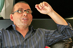 Paul Henry's use of the word 'schizo' was an attempt at humour, the BSA found. Photo / Martin Sykes