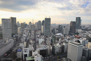 From serene shrines to bustling shopping districts, Tokyo has many 'Lost in Translation' moments. Photo / Getty Images