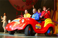 The Wiggles. Photo / Wikimedia Commons image from user Led2life