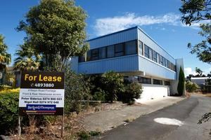 3 Parity Place, Glenfield, which will be the location of the proposed motel. Photo / Brett Phibbs