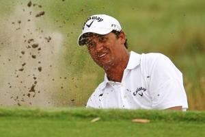 Michael Campbell has never made the cut at Augusta. Photo / Getty Images