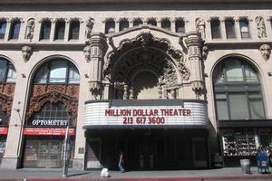 Million Dollar Theater on Broadway. Photo / Rob McFarland