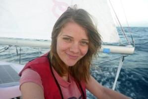 Jessica Watson is seven weeks ahead of schedule but still has the Southern Ocean to contend with.
