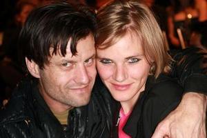 Glenn and Amanda Hunt launched Pavement. Photo / Herald on Sunday