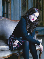 Leighton Meester as Blair Waldorf in Gossip Girl - the queen of preppy style. Photo / Supplied